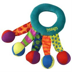 Topdawg Pet Supplies PetStages Toss and Shake Chew Dog Toy