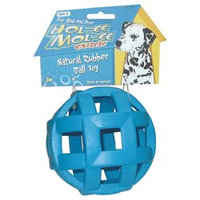 JW Pet Hol-ee Mol-ee Extreme Rubber Dog Toy: 5