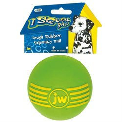 J W Pet Company Isqueak Ball Large - 43032
