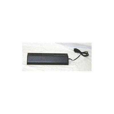 Perfecto Manufacturing Single Bright Strip Incandescent Aquarium Light in Black
