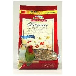 LM Animal Farms Bonanza Cockatiel Gourmet Diet: 4 lbs