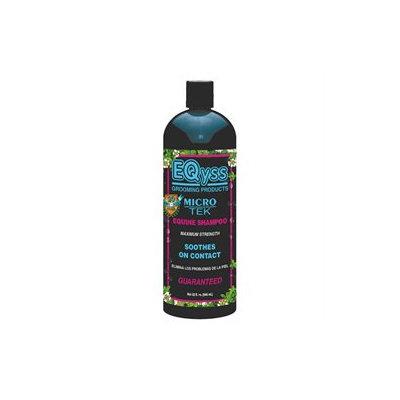 Eqyss Grooming Products Eqyss International Micro-tek Medicated Shampoo 32 Fluid Ounce - 10150