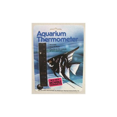 American Thermal A-1005 Aquarium Thermometer Vertical