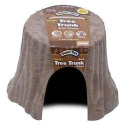 Super Pet 276855 Super Pet Natural Tree Stump Hideout