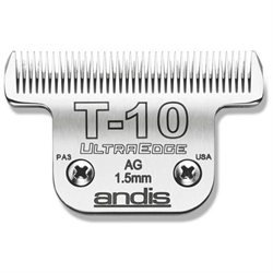 Andis Company Equine 199623 1.5mm T-10 Ag Blade Steel