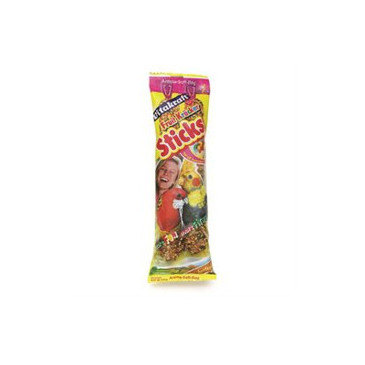 Vitakraft Australian Cockatiel Bird Treats Fruit Sticks 2 Pack