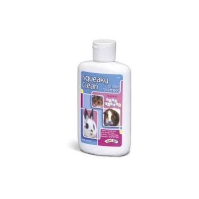 Super Pet Squeaky Clean Critter Shampoo 6oz