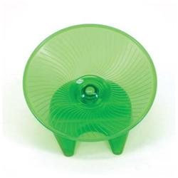 Ware Mfg Ware Manufacturing Flying Saucer Plastic Exercise Wheel Med 6.5