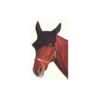 Imported Horse & supply Fly Veil Black - 247155