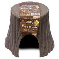 Super Pet 276854 Super Pet Natural Tree Stump Hideout Large