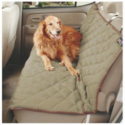 Solvit Products Llc Solvit Products Lp Deluxe Bench Seat Cover Natural Large - 62283