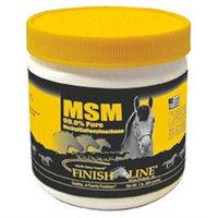 Finish Line Horse Products inc Msm Methylsulfonylmethane 1 Pounds - 35001