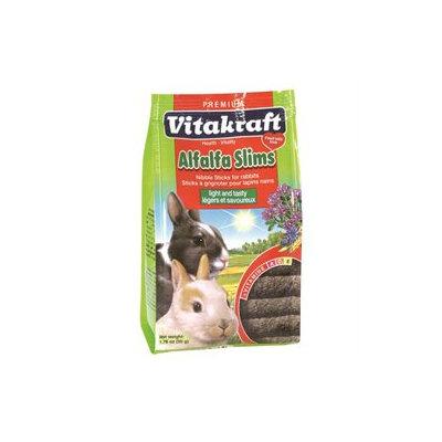 Vitakraft SVK25676 Rabbit Alfalfa Slims Nibble Stick
