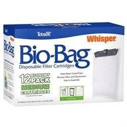Tetra Bio-Bag Filter Cartridge Medium 12Pk