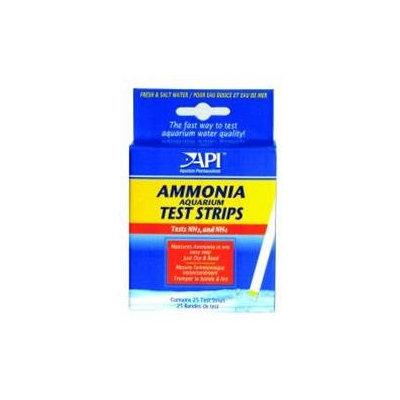 API Ammonia Aquarium Test Strips