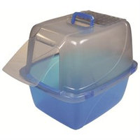 Van Ness Plastic Molding CP7TR Enclosed Cat Pan Giant