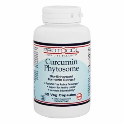 Protocol For Life Balance - Curcumin Phytosome - 60 Vegetable Capsule(s)