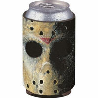 ICUP Friday The 13th Jason Mask Huggie/Koozie, Clear