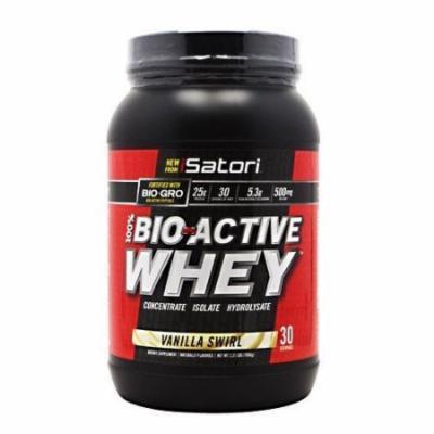 iSatori Bio-Active Whey - Vanilla Swirl - 2.31 lb