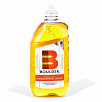 Boulder Cleaners - NEW-DISH-V-28-6CS - BOULDER® Valencia Orange Dishwashing Liquid