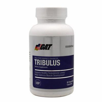 GAT Tribulus - 90 Vegetable Capsules