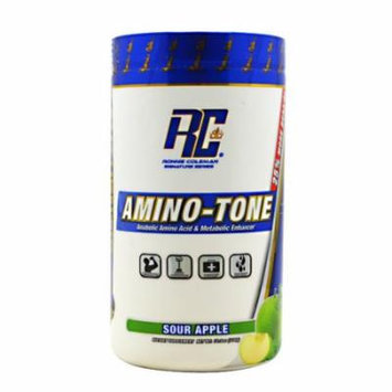 Ronnie Coleman Signature Series Amino-Tone, Sour Apple, 30 Servings
