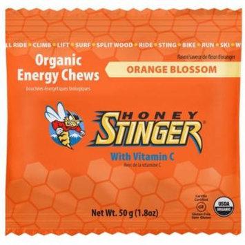 Honey Stinger 1.8oz Organic Energy Chews - Orange Blossom (Pack of 12)