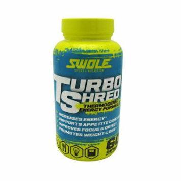TURBO SHRED 60 CAPS