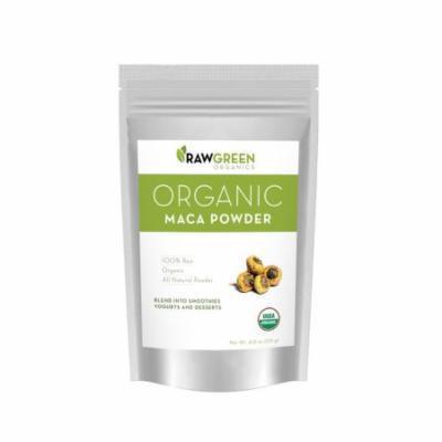 Organic Cold-Pressed Maca Powder (4oz)