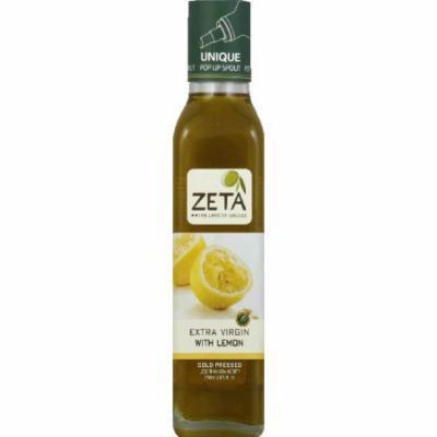 Zeta Olive Oil, Extra Virgin, with Lemon