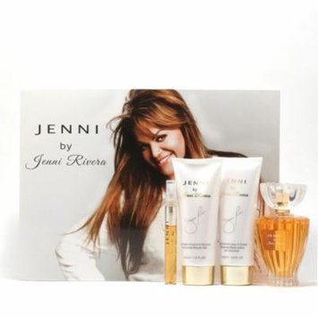 JENNI LADIES by JENNI RIVERA- 3.4SP/3.3SHIM BL/3.3SG/.34SP SET