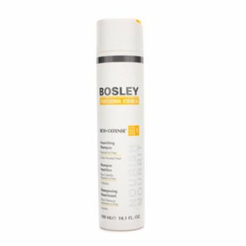 Bosley Professional Strength Bos Defense Nourishing Shampoo (for Normail To Fine Color-Treated Hair)