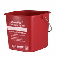 Kleen-Pail® Red 10 qt