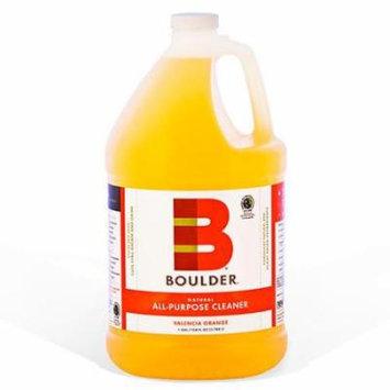 Boulder Cleaners - NEW-APC-1G-4CS - BOULDER® Valencia Orange All-Purpose Cleaner
