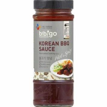 Bibigo BBQ Sauce, Korean, Hot & Spicy