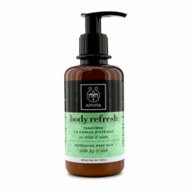 Apivita Body Refresh Refreshing Body Milk