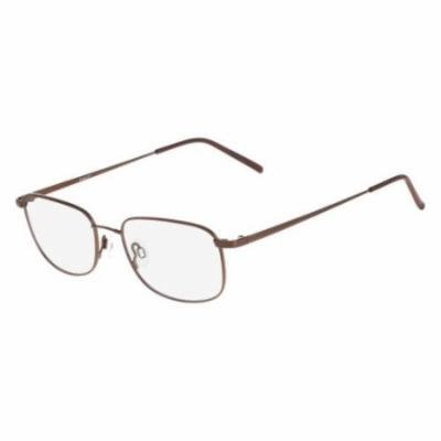 FLEXON Eyeglasses FOSTER 600 210 Brown 52MM