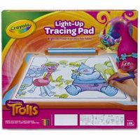 Crayola Light-Up Tracing Pad, Trolls