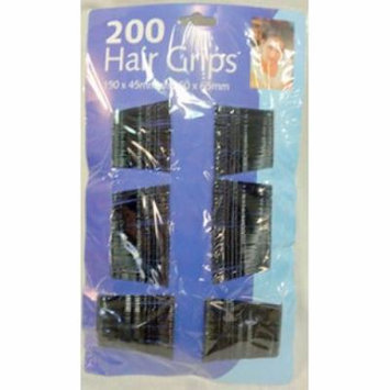 Ddi Wholesale 200pcs Black Bobby Pins (pack Of 60)
