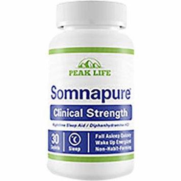 Peak Life Somnapure Clinical Strength, 30 Capsules
