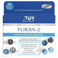 Topdawg Pet Supplies API Furan-2 Powder Packets - 10 pk.