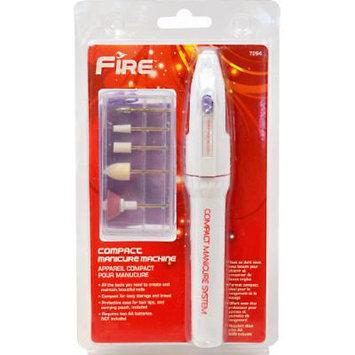 Fire Manicure Machine
