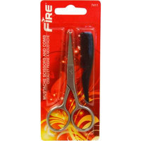 Fire Mustache Grooming Set