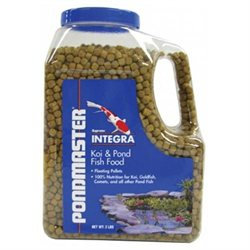 Danner Manufacturing Integra Premium 2# Pond Fish Food