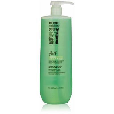 RUSK Sensories Full Green Tea and Alfalfa Bodifying Shampoo, 33.8 fl. oz.