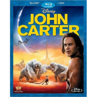 Walt Disney Video John Carter