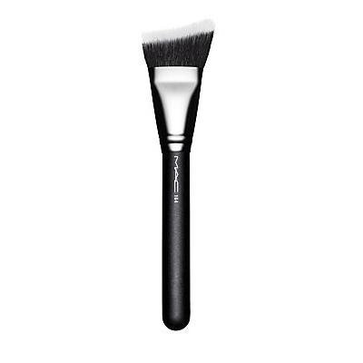 MAC Duo Fibre Curved Sculpting Brush - No Color