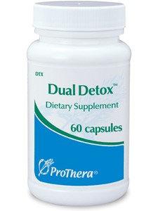 Prothera Dual Detox 60 caps