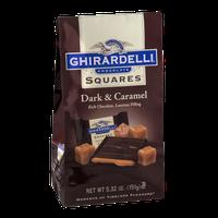 Ghirardelli Chocolate Squares Dark & Carmel