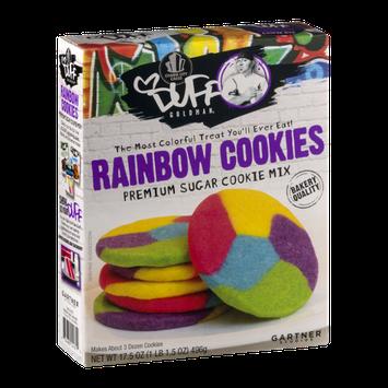 Duff Goldman Rainbow Cookies Premium Sugar Cookie Mix
